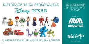 Mega Mall & Disney Pixar