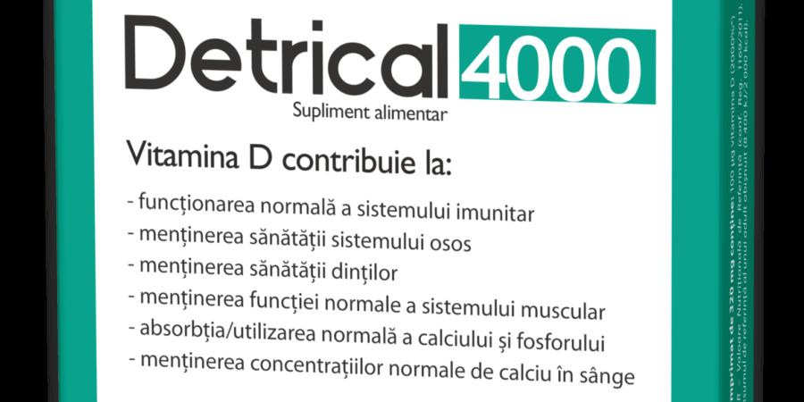 detrical 4000