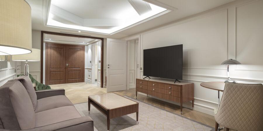 Ana Hotels finalizează prima etapă a procesului de renovare a Athénée Palace Hilton